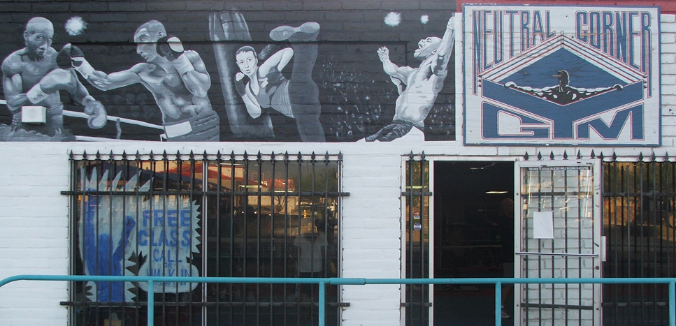Neutral Corner Gym Boxing Gym - Tucson, AZ