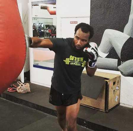 Jeff Anderson Tucson Kickboxing MMA Muay Thai