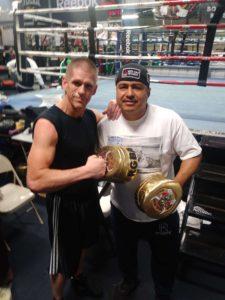 Robert Garcia Boxing Academy Versamitts w/ Brad Carlton