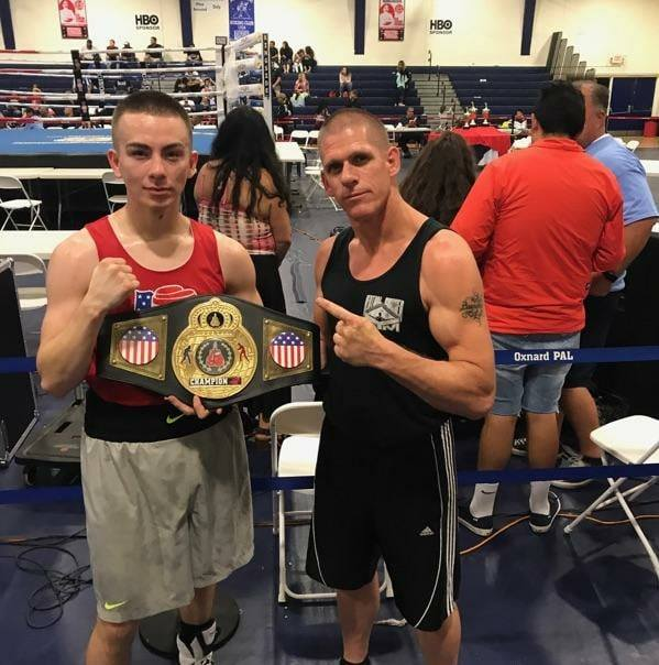 "Christopher ""Guero"" Gonzalez Wins PAL National Championship, Going Pro!"