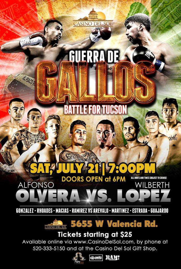 Battle For Tucson! 7/21/2018