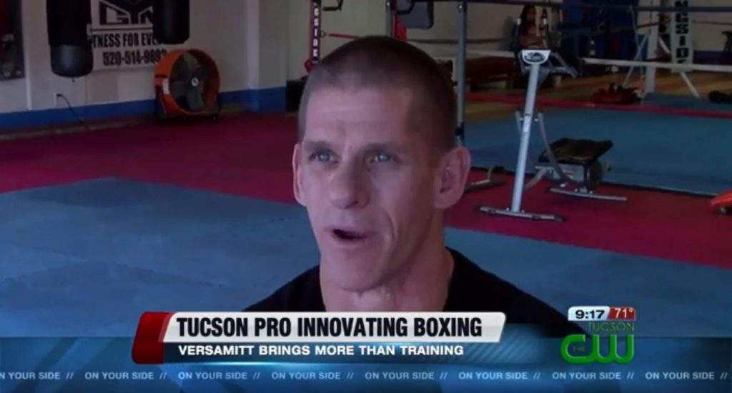 VersaMitt Featured On Tucson Local News KGUN9