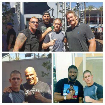 Neutral Corner Gym - Famous MMA Boxers Rampage Jackson