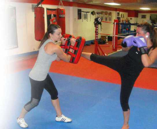 Neutral Corner Gym - Womens Kick Boxing