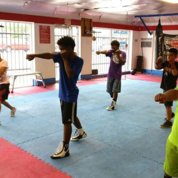 Neutral Corner Gym Youth Class Boxing